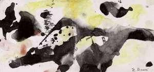 Giuseppe BACCI - Peinture - Senza titolo