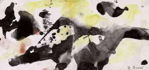 Giuseppe BACCI - Pittura - Senza titolo
