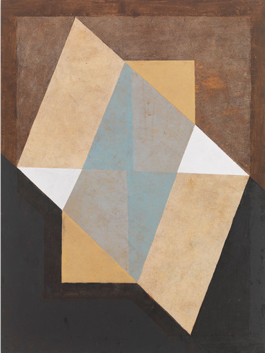 Jeremy ANNEAR - Painting - Turning Point I