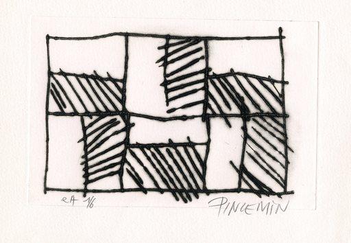 Jean-Pierre PINCEMIN - Print-Multiple - GRAVURE SIGNÉE AU CRAYON NUM EA/6 HANDSIGNED NUMB/6 ETCHING