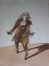 Claude WEISBUCH - Grabado - LITHOGRAPHIE SIGNÉE AU CRAYON NUM/250 HANDSIGNED LITHOGRAPH