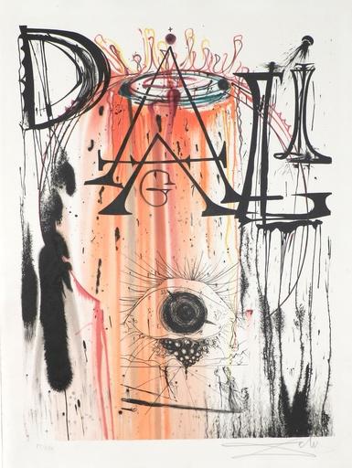 Salvador DALI - Grabado - Jewelry Eye