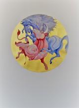 Guillaume A. AZOULAY - Print-Multiple - Taurus