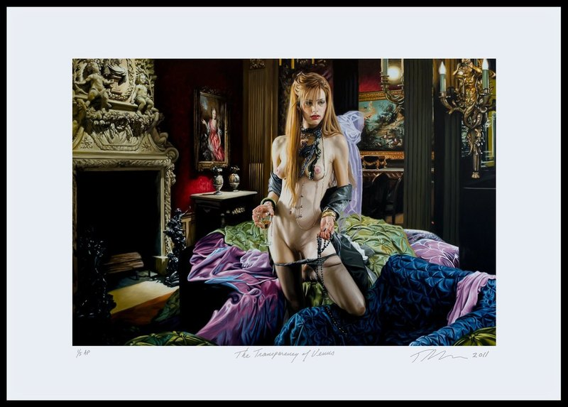 Terry RODGERS - Print-Multiple - The Transparency of Venus