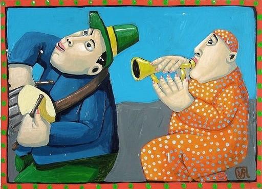 Valérie BLANCHARD - Pintura - Carnaval