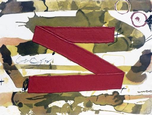 Antoni TAPIES - Print-Multiple - Z