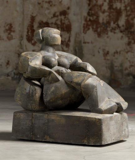 Josef KOSTNER - 雕塑 - Quiete