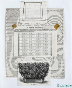 Robin CROZIER - Dibujo Acuarela - No title