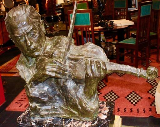 Rachel VAN DANTZIG - Sculpture-Volume - Le violoniste