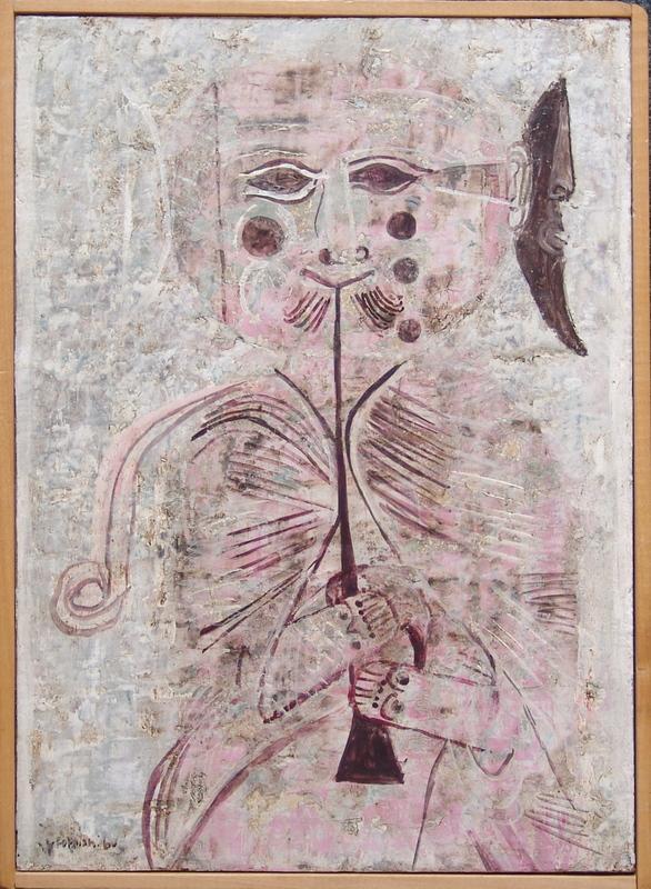 Gustavo FOPPIANI - Pintura - Senza titolo