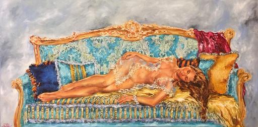 Diana MALIVANI - Gemälde - Adèle