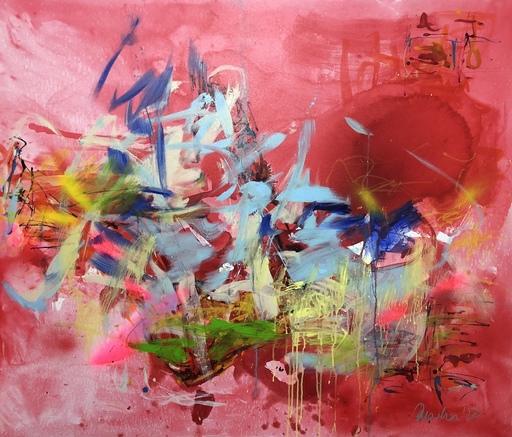 Nicole LEIDENFROST - Gemälde - Bootsausflug