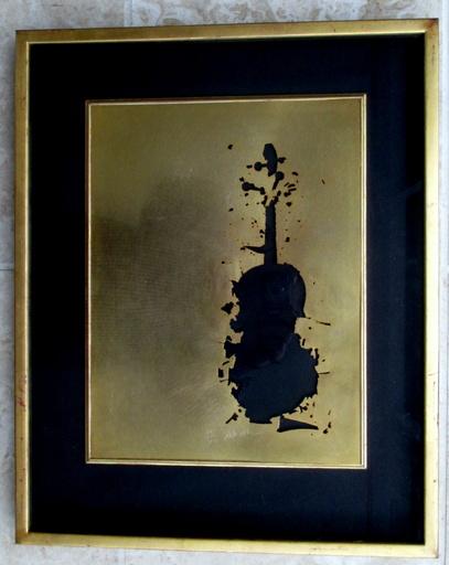 Fernandez ARMAN - Grabado - Violin