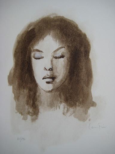 Leonor FINI - Print-Multiple - LITHOGRAPHIE SIGNÉ CRAYON NUM297 HANDSIGNED NUMB LITHOGRAPH
