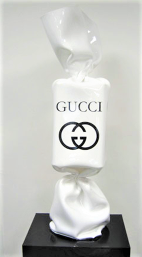 Laurence JENKELL - Sculpture-Volume - Bonbon Gucci