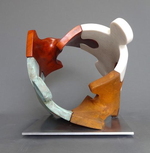 Lluis CERA I BERNAD - Escultura - L'ORIGEN DEL POEMA 2