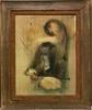 Antonio BLANCO - Painting - Dynamite Gus