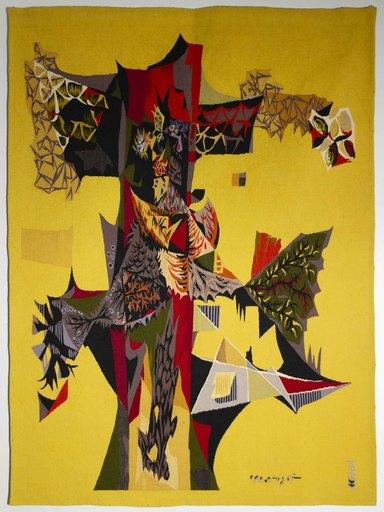 Mathieu MATÉGOT - Tapestry - Partage difficile