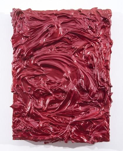 Shayne DARK - Peinture - Storm Surge Red