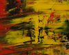 Harry James MOODY - Painting - abstract lalaland No.387