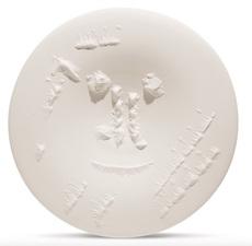 巴勃罗•毕加索 - 陶瓷  - Visage de face