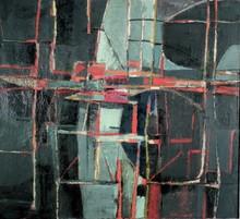 Karl Fred DAHMEN - Painting - OHNE TITEL - 1953