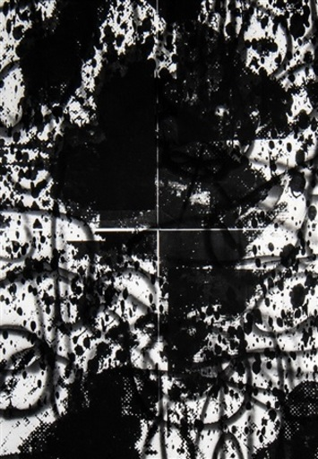 Christopher WOOL - Painting - Untitled - Sold
