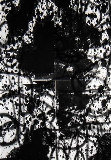 Christopher WOOL - Peinture - Untitled - Sold