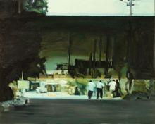 YANG Shaobin - Painting - Shadow