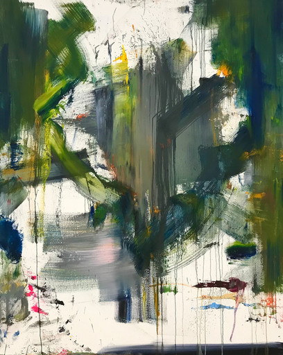 Tommaso FATTOVICH - Painting - Neon Crickets