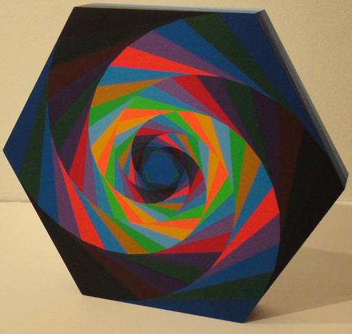维克多•瓦沙雷利 - 雕塑 - tsillag