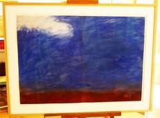 T'ANG Haywen - Painting - Ciel et Terre