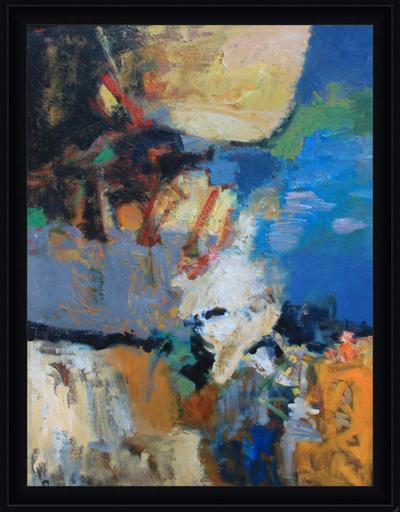 Levan URUSHADZE - Painting - Composition # 72