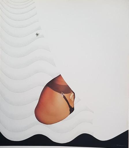 Jean NEUBERTH - Disegno Acquarello