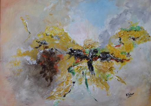 KLÉBER - Gemälde - la fourmi