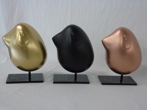 Valérie MARTY - Escultura - Piafs
