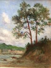 Maximilien LUCE (1858-1941) - L'estuaire de Trieux