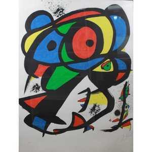 Joan MIRO - Print-Multiple - Colpir Sense Nafrar I