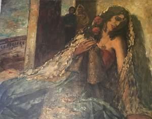 Rafael CUENCA MUÑOZ - 绘画