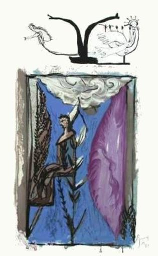 杰拉尔·卡鲁斯特 - 版画 - Portfolio