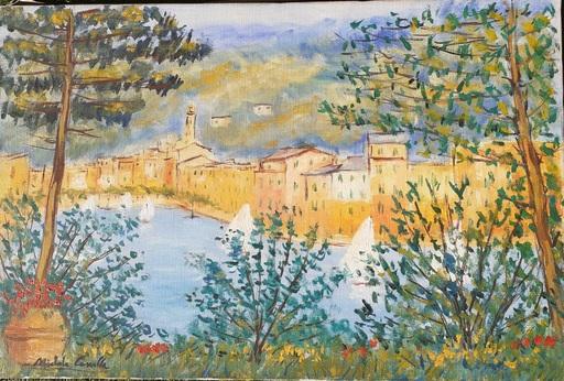 Michele CASCELLA - 绘画 - Portofino