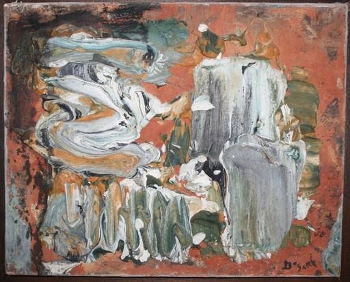 Bram BOGART - Painting - Bal des petits rois