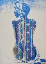 ZEVS - Painting - Kiki/Murakami