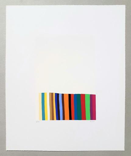 Alberto BURRI - Print-Multiple - Serigrafia 1-C