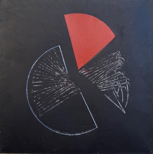 Emilio SCANAVINO - Pintura - Alfabeto senza fine 5