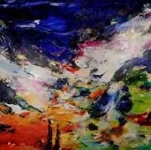 CHHOUR Kaloon - Pintura - Untitled ref.HK9584