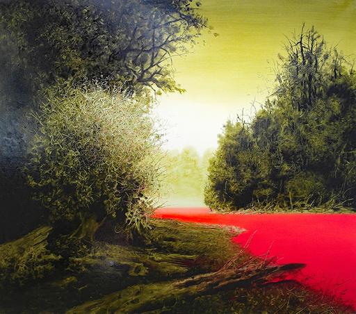 Igor OLEINIKOV - 绘画 - August