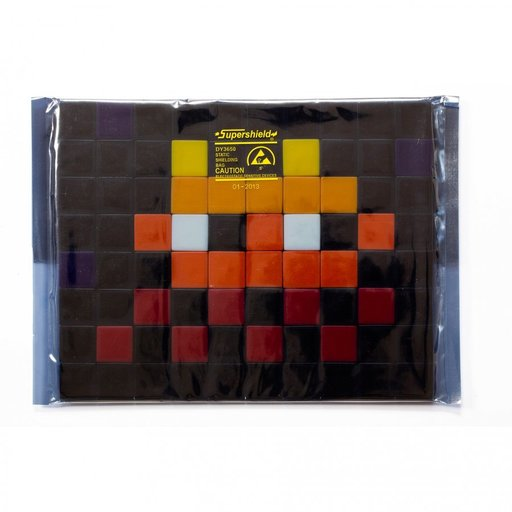 INVADER - Stampa-Multiplo - Space Invader – Invasion Kit #16