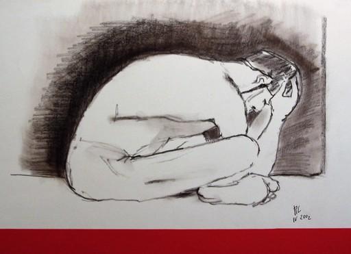 R.CAVALIÉ - Dibujo Acuarela - N.R. 102