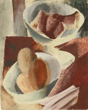 Vladimir Vasil'evich LEBEDEV (1891-1967) - Breakfast Table